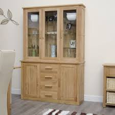 Ebay Uk China Cabinets solid oak furniture oak dresser home furniture arden collection