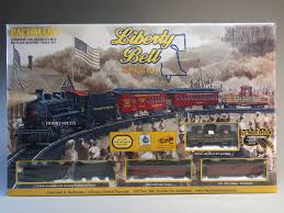 Liberty Bell Special Set HO Bacu0711 Bachmann