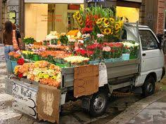 Now Thats What I Call A Flower Truck