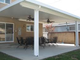 Alumawood Patio Covers Reno Nv by Delighful Aluminum Patio Covers Rectangle Modern Wood Stained