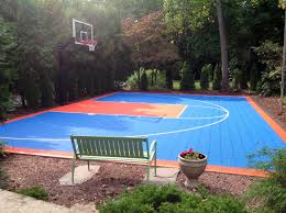 Klomp Family Pics With Awesome Outdoor Basketball Court Backyard ... Backyard Basketball Court Multiuse Outdoor Courts Sport Sketball Court Ideas Large And Beautiful Photos This Is A Forest Green Red Concrete Backyard Bar And Grill College Park Go Green With Home Gyms Inexpensive Design Recreational Versasport Of Kansas 24x26 With Canada Logo By Total Resurfacing Repairs Neave Sports Simple Hoop Adorable Dec0810hoops2jpg 6 Reasons To Install Synlawn Small Back Yard Designs Afbead