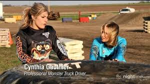 Nightline - Inside The World Of Female Monster Truck Drivers | Facebook Not Ready To Be A Fulltime Parent Foster Petthursday Kiss Monster Jam Mpls Dtown Council Worlds Youngest Pro Female Truck Driver 19year Old Funky Polkadot Giraffe Monster Jam Returns To Angel Stadium Of First Female Grave Digger Driver With Comes Des Moines Wkforit Apparel Featured Athletes Pedal The Metal Arc Magazine The No Joe Schmo Rosalee Ramer Women Drivers Bsmaster Builds Her Own Rides Youtube