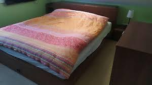 schlafzimmer ikea malm großes set mit hochwertiger
