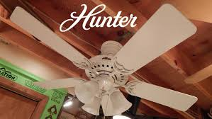 Hunter Ceiling Fan Replacement Blades Online by Hunter Stonington Ceiling Fan 1080p Hd Remake Youtube