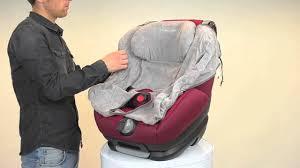 housse si ge auto axiss b b confort housse éponge pour siège auto groupe 1 opal de bebe confort