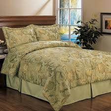 Lush Decor Belle 4 Piece Comforter Set by Serenade Spring King Size 4 Piece Comforter Set Free Shipping