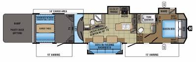 Jayco Fifth Wheel Floor Plans 2018 by Jayco Seismic Rvs For Sale Camping World Rv Sales