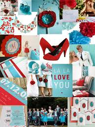 Wedding DecorAmazing Blue And Red Decorations From Every Angle Planning Amazing