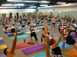 Sweated At Bikram Yoga