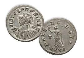 Probus Antoninianus Billon 276 282 Some Of The