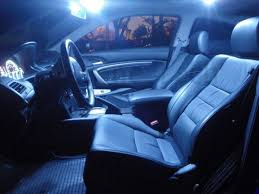 Amazon.com: Classy Autos Acura TSX White Interior LED Package (6 ...