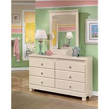 amazon com ashley furniture signature design zarollina dresser