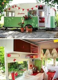 I Would Love One Of These Small Retro Campers As
