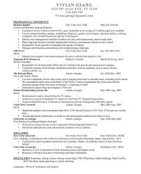 Resume Multiple Positions Same Company My Format Sample Student