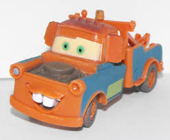 100 Tow Truck From Cars Mater Figurine 25 Inch Movie Toy Plastic Figure