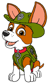Tracker PAW Patrol by KingLeonLionheart on DeviantArt