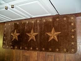 Texas Brown Lone Star Rug