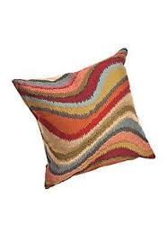 Newport Floribunda Decorative Pillow