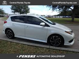 100 Central Florida Truck Accessories 2016 Used Scion IM 5dr Hatchback CVT At Toyota