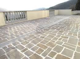 Garden Floor Apartment Outdoor Flooring Options Ideas Natural Stone