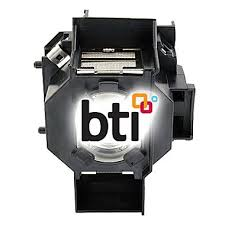bti replacement l for epson powerlite s4 projector black