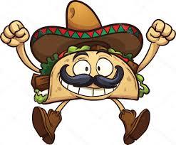 best hd stock illustration cartoon taco drawing