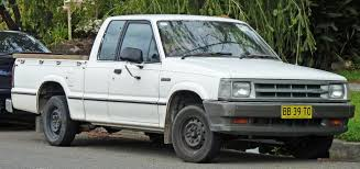 1994 Mazda B-Series Pickup - Information And Photos - MOMENTcar