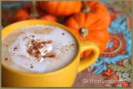Low Fat Pumpkin Spice Latte Recipe by Pumpkin Spice Latte Recipe And Pumpkin Health Facts