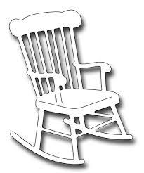 Frantic Stamper Precision Die - Rocking Chair | Frantic ... Rocking Chair By Adigit Sketch At Patingvalleycom Explore Clipart Denture Walker Old Tvold Age Set Collection Pvc Pipe 13 Steps With Pictures Shop Monet Black And White Rocking Chair Walker Old Tvold Age Set Bradley Slat Patio Vector Clip Art Of A Catamart Isolated On White Background A Comfortable Illustration Silhouettes Of Home And Stock Image