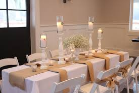 Dining Room Centerpiece Ideas Candles by Decoration Exciting Picture Of Accessories For Wedding Table