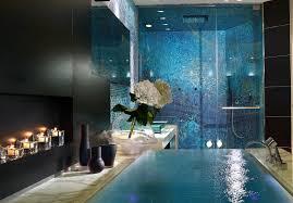 100 Palazzo Del Mare Fisher Island Dazzling Blue Bathroom Del FL