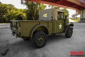 100 1952 Dodge Truck M37 Military WW2 Beautifully Restored Bullet Motors