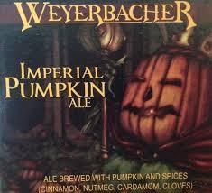Imperial Pumpkin Ale by Pumpkin Ale Guide Weyerbacher Imperial Pumpkin Ale Cleveland Com