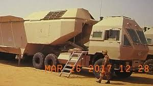 Saudis Have Mysterious Armored Semis That Look Straight Out Of A ... 2011 Man Hx81 Rmmv 8x8 Tractor Truck Trucks Semi Military Tank Photos 15 Militarythemed Custom Rigs Honoring Us Veterans Am General M915 Military Vehicles Trucksplanet Driving Forces Autonomous Land Vehicles Lockheed Martin China Use Truck Transport Semi Trailer Flatbed 1977 Kaiser M35a2 Day Cab For Sale 12000 Miles Lamar Co Stewart Stevenson M1088 6x6 Youtube Gm Partners With Army For Hydrogenpowered Chevrolet Colorado Pinterest Trucks And 3d Faun Stl56 Heavy Duty With 52 Ton Trailers 1998 Mtv Nice Shape Low Miles
