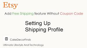 HOW To Add FREE SHIPPING FEATURE WITHOUT COUPON CODE ON ETSY SHOP Etsy Coupon Codes Not Working Govdeals Mansfield Ohio Outdoor Pillow Earth 20 Planet World Earth Day Red Cross Benefit Mother Stewards Vironment Ecology Big Blue Marble Home Habitat My Free Ce Code Magicjack Renewal Showpo Discount October 2019 Findercom Coupon Codes Free Tutorials On Techboomers And Promotions Makery Space Offering Coupons Discounts In Your Shop Creative Fanatics Code Promo 40 Listings Open Shop Uncommon Goods Shipping 2018 Family Deals