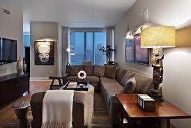 New York Contemporary Apartment Living Room staradeal