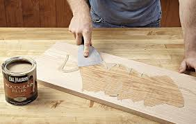Wood Floor Leveling Filler by 4 Steps To A Perfect Polyurethane Finish
