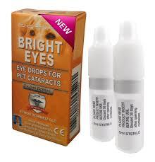 Christmas Tree Cataract Seen In by Carnosine Eye Drops Ethos Bright Eyes Nac Eye Drops For Pets
