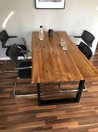 4 x stühle esszimmer büro vitra vis a vis