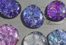24 Create Cracked Nail Polish Stones