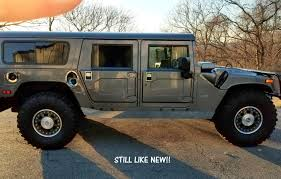 2006 Hummer H1 Alpha Wagon - Sold!!! Hummercore Hummer H1 Rock Sliders Pautomag 2014 Soldhummer H1 Alpha Interceptor Duramax Turbo Diesel With Allison 2002 Wagon 10th Anniversary Cool Cars Hummer Black 3 2 Jpg Car Wallpaper Soldrare Ksc2 Door Pickup 19k Miles Tupacs 1996 Sells At Auction For 337144 Motor Trend Untitled Document 1997 4 Sale In Nashville Tn Stock Wikiwand Sale Cheap New Ith Monster Truck Tight Dress M Military Prhsurpluspartscom