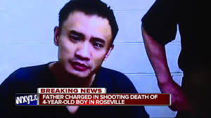 100 Gary Chang Father Charged In Accidental Shooting Death Of 4year Old Son In