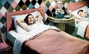 Mid Century Living 40s Bedrooms