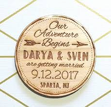 Wedding Save The Date Magnets Our Adventure Begins Dates Wooden
