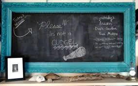 chalkboard picture frame etsy diy michaels 35554 interior decor