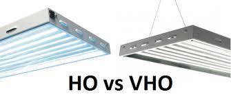 ho vs vho t5 fixtures t5 grow light fixtures