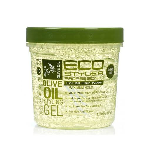 Eco Style Professional Styling Gel Olive Oil - 470ml