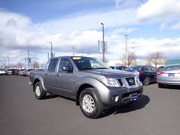 New And Used Nissan Trucks For Sale In Oregon (OR) | GetAuto.com Chevy Food Truck Used For Sale In Oregon Toyota T100 Pickup In For Cars On Buyllsearch The M35a2 Page 1999 Gmc Topkick C7500 Gmc 5 Yard Dump 2006 Ford F550 Bucket Sale Medford 97502 Central Volvo Vnl64t780 Trucks Fleet 1957 Willys Jeep Fc 150 Trucks For Sale Brooks Motor Company Inc Milwaukie Or Dealer