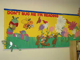 Pumpkin Patch Bulletin Board Sayings by Spring Bulletin Board Ideas For Preschool Posted In Library