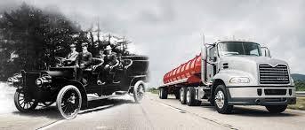100 History Of Trucks Mack